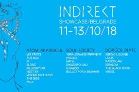 Danas počinje Indirekt Showcase u Beogradu
