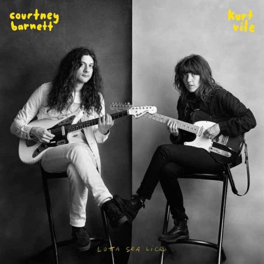 "Singl sedmice: Courtney Barnett & Kurt Vile: ""Over Everything"""